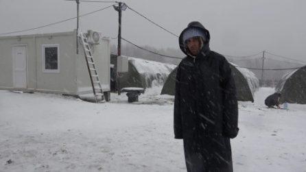 Il sogno dell'Europa si ferma sotto la neve della Bosnia