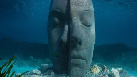 La prima galleria d'arte subacquea d'Europa