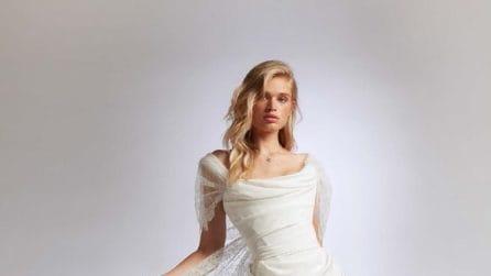 Gli abiti da sposa in stile Bridgerton per il 2021