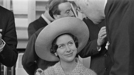 Le foto della principessa Margaret, icona di stile della Royal Family