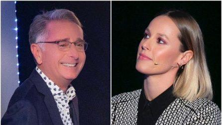Paolo Bonolis e Federica Pellegrini ospiti della sesta puntata di C'è posta per te 2021