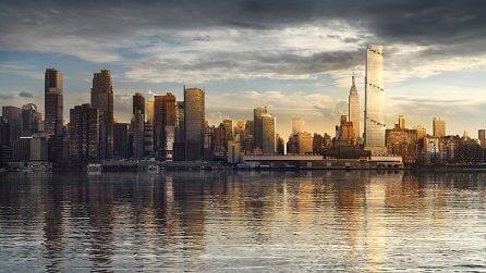 Il grattacielo a spirale di Bjarke Ingels rivoluziona lo skyline di Manhattan