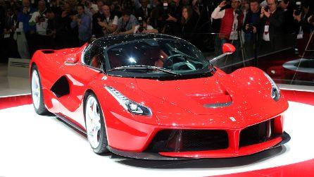 I 5 modelli di Ferrari venduti da Sebastian Vettel