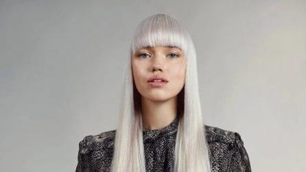 Capelli bianchi: i migliori tagli da provare