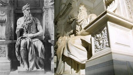 Il Mosè di Michelangelo a San Pietro in Vincoli: uno dei più grandi capolavori dell'arte italiana