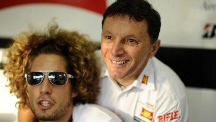 È morto Fausto Gresini, una vita dedicata al motociclismo: le immagini più significative
