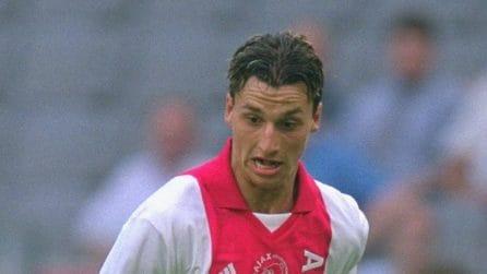 La trasformazione di Zlatan Ibrahimović dall'inizio della carriera a oggi