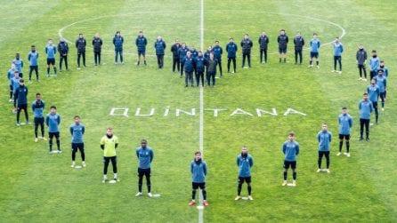 Porto: un grande cuore per Quintana, portiere di pallamano in terapia intensiva