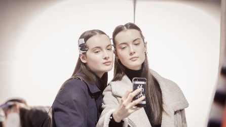 Le tendenze capelli dalla Milano Fashion Week AI 2021-22