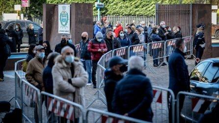 Limbiate, lunga fila per rendere omaggio all'ambasciatore Attanasio ucciso in Congo