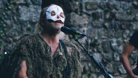 La maschera di Davide Toffolo