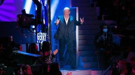 Le foto di Gerry Scotti e Lorenzo Insigne a C'è posta per te 2021