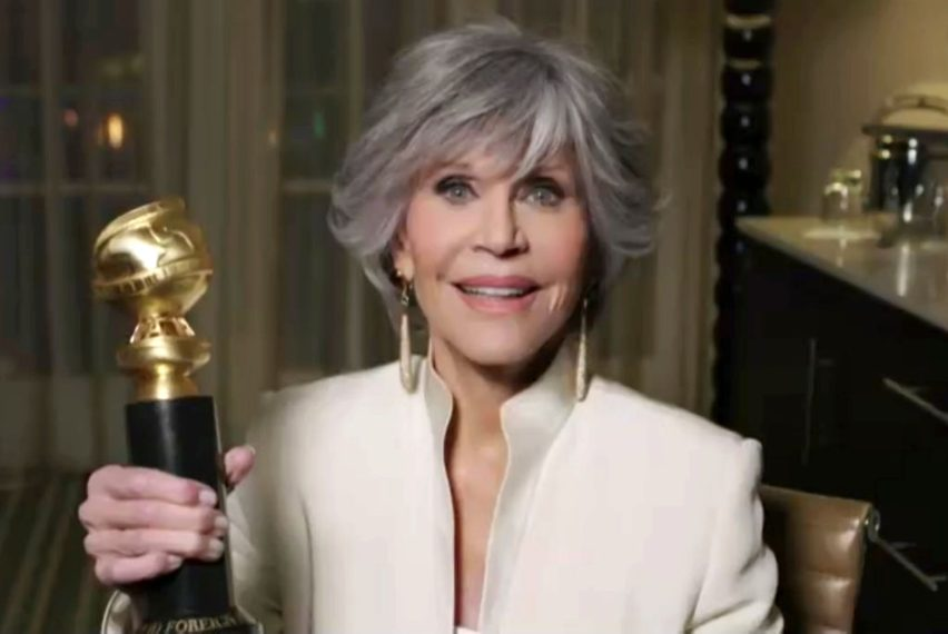 Jane Fonda premiata alla carriera
