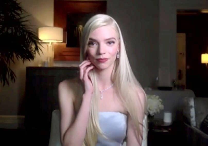 Miglior attrice in miniserie o film tv Anya Taylor-Joy,La regina degli scacchi