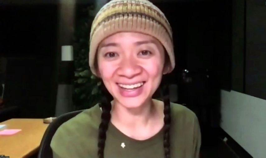 Miglior regia Chloé Zhao,Nomadland
