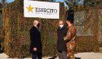 Covid, inaugurato a Caserta il più grande centro vaccinale della Campania