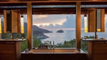5 bagni con vista sulla bellezza del mondo