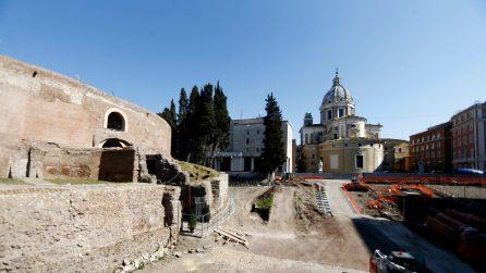 Roma, riapertura al pubblico del Mausoleo di Augusto
