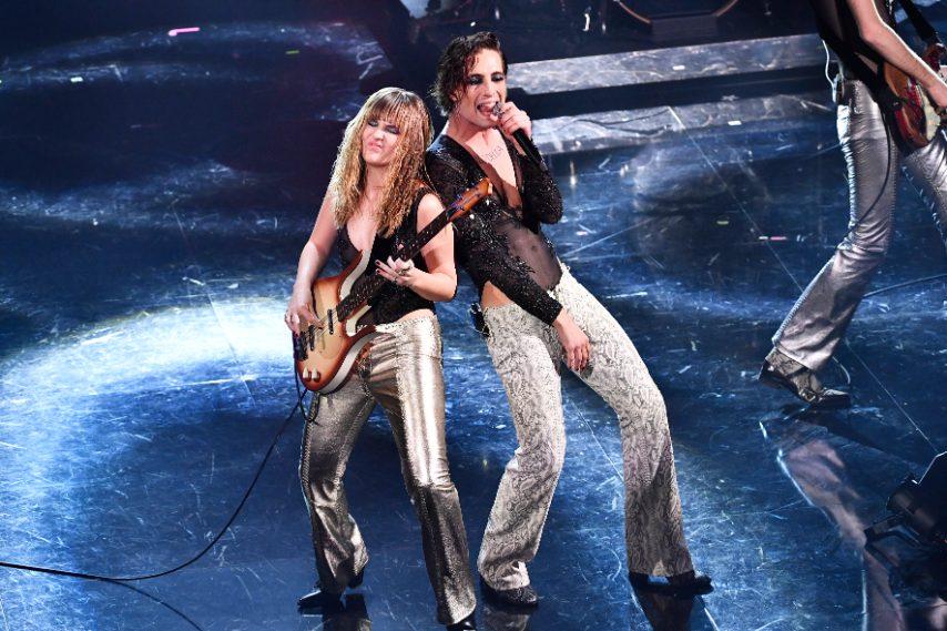I rock look dei componenti del gruppo