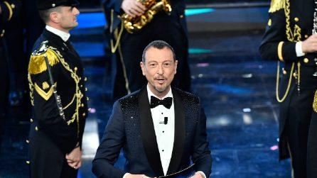 Festival di Sanremo 2021, le immagini della finale
