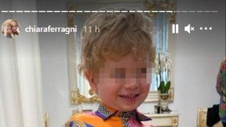 Leone Lucia Ferragni compie 3 anni, i messaggi di auguri