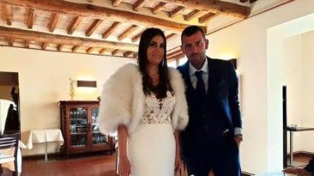 Le foto del matrimonio di Sara Tommasi e Antonio Orso