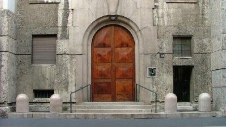 Questo palazzo di Milano ha un orecchio: ecco dove si trova
