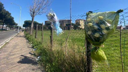 Il luogo dell'incidente in cui è morto Daniel Guerini, giocatore della Primavera della Lazio