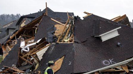 Usa: tornado si abbatte sull'Alabama, decine di case distrutte: ci sono vittime