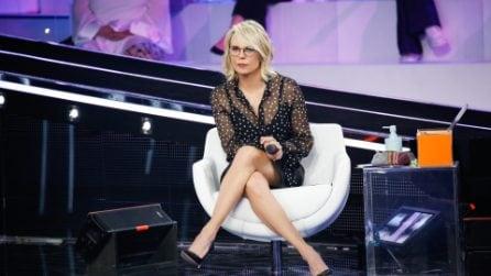 Maria De Filippi: tutti i look griffati della conduttrice