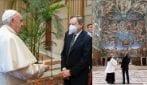 Il premier Draghi incontra il Papa e visita la Cappella Sistina