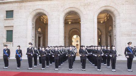 Aeronautica Miliare compie 98 anni: a Roma la cerimonia con il passaggio delle Frecce Tricolori