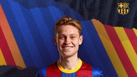 La speciale maglia del Barcellona che debutterà nel Clasico contro il Real Madrid