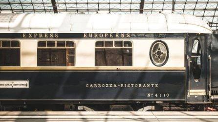 A bordo del nuovo Orient Express, il treno passeggeri più famoso al mondo