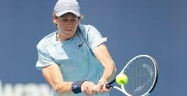Sinner mostruoso: è in finale al Miami Open