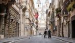 Roma, il week-end di Pasqua in zona rossa per contrastare il coronavirus