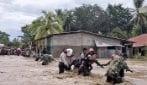 Indonesia, oltre 70 morti per inondazioni e frane