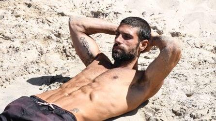 I tatuaggi di Gilles Rocca
