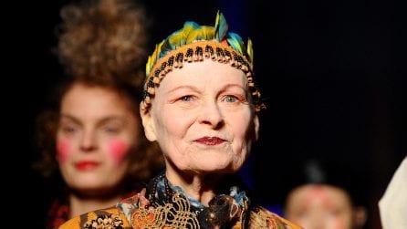 Vivenne Westwood, l'icona punk della moda
