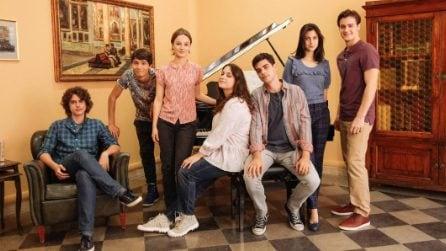 La compagnia del cigno 2, le foto del cast in scena