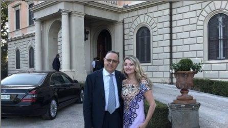 Le foto di Cesare San Mauro, il compagno di Angela Melillo