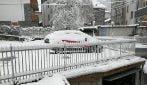 Lombardia, fiocchi di neve cadono in diverse zone della regione