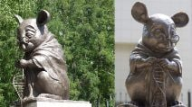 In Russia c'è un monumento che commemora i topi morti per la ricerca scientifica