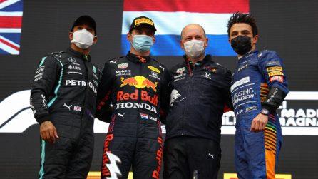 Formula 1, le immagini del GP di Imola