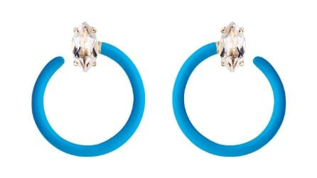 Gli orecchini colorati per la Primavera/Estate 2021