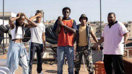 Le foto di Zero, la nuova serie italiana Netflix