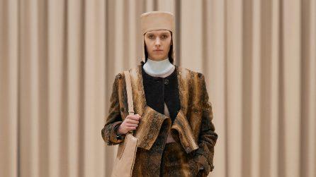 Burberry collezione Autunno/Inverno 2021-22
