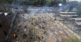 Boom di casi Covid in India, le strade diventano crematori a cielo aperto