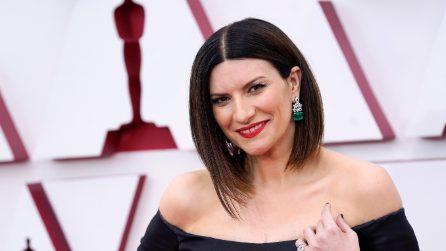 I look delle star nella notte degli Oscar 2021