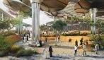 Prime immagini del Padiglione della Sostenibilità di Dubai Expo 2021